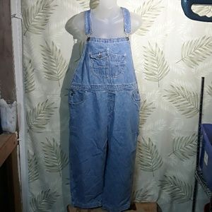 Christopher and Banks overalls